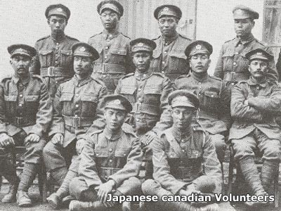 Canadians and WW1?