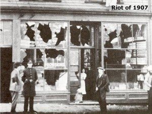 Riot of 1907