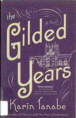 The Gilded Years book cover