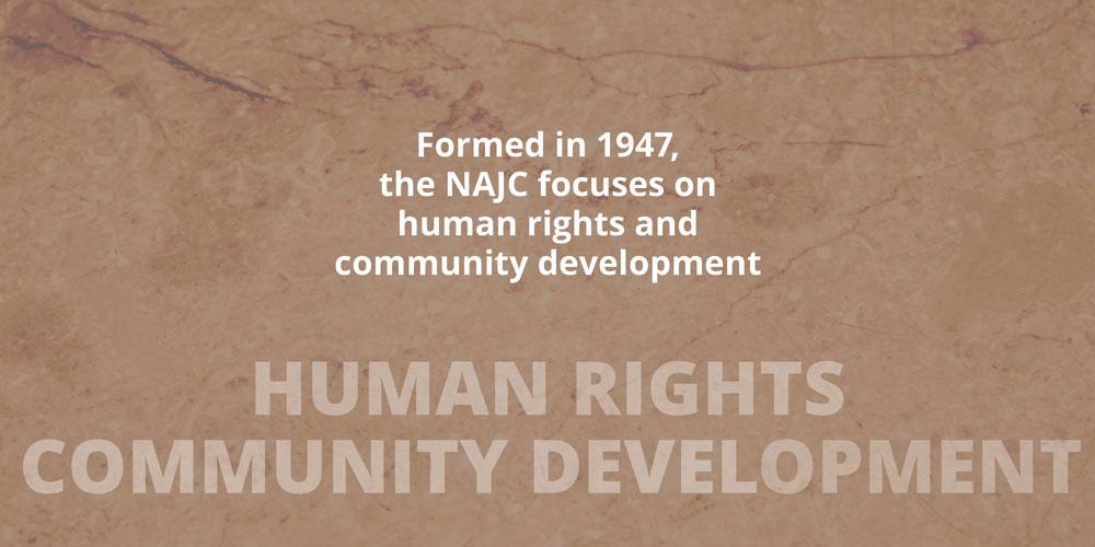 NAJC formed in 1947
